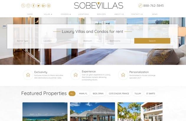 Sobe Villa