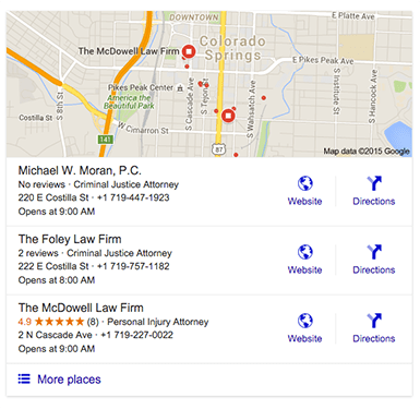 Google Local Listings Optimization