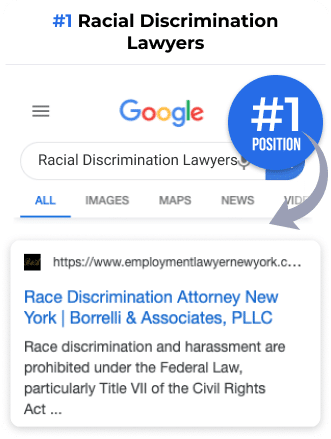 Racial Discrimination Lawyers