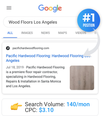 Wood Floors Los Angeles