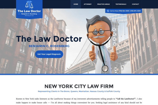 The Law Doctor