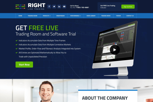 Right Line Trading
