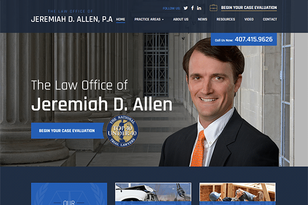 The Law Office of Jeremiah D. Allen