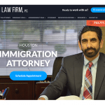 Zaidi Law Firm Website