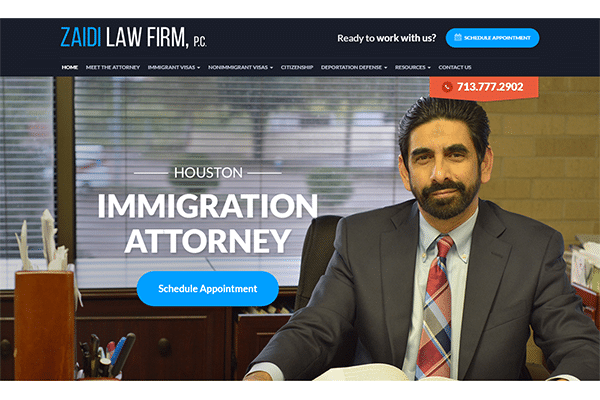 Zaidi Law Firm