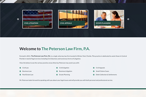 The Peterson Law Firm