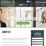 Steinkemper Law Website