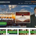 Nelson R. Boylan Website