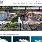 Anker Charters Website