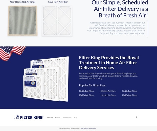 Filter King