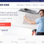 Filter King Website