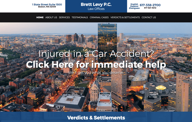 Law Offices of Brett Levy PC