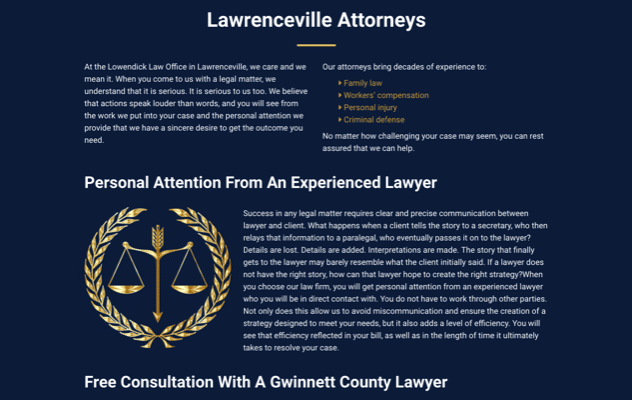 Lowendick Law Office