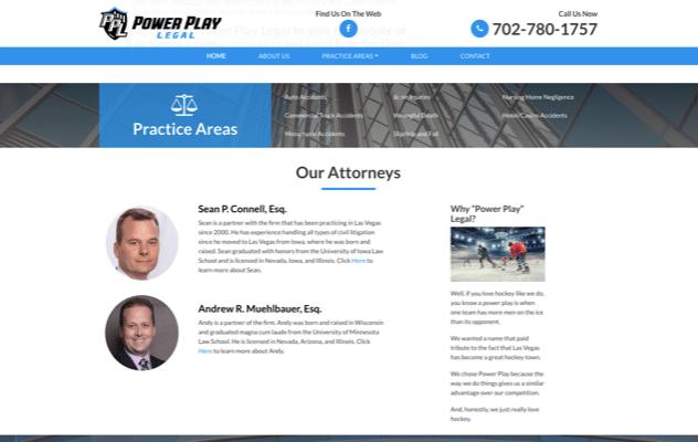 Power Play Legal