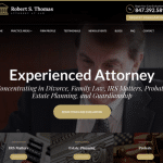Robert S. Thomas, Attorney at Law Website