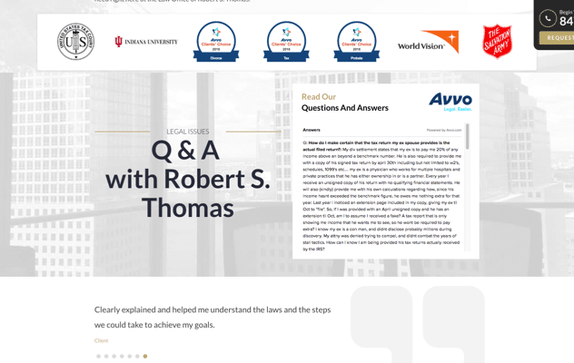 Robert S. Thomas, Attorney at Law