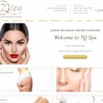 7Q SPA Website