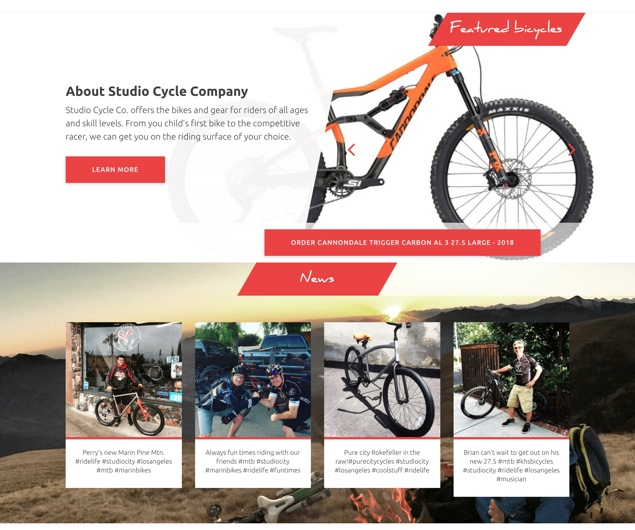 Studio Cycle Co.