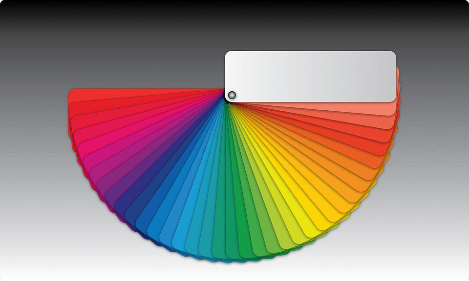 choosing the right color in web design