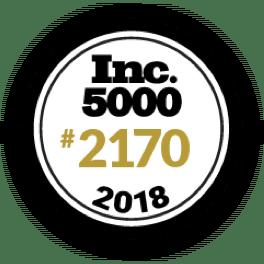 Inc 5000 2018 Services