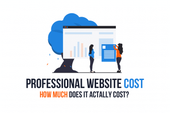 How Much Do Professional Websites Cost?