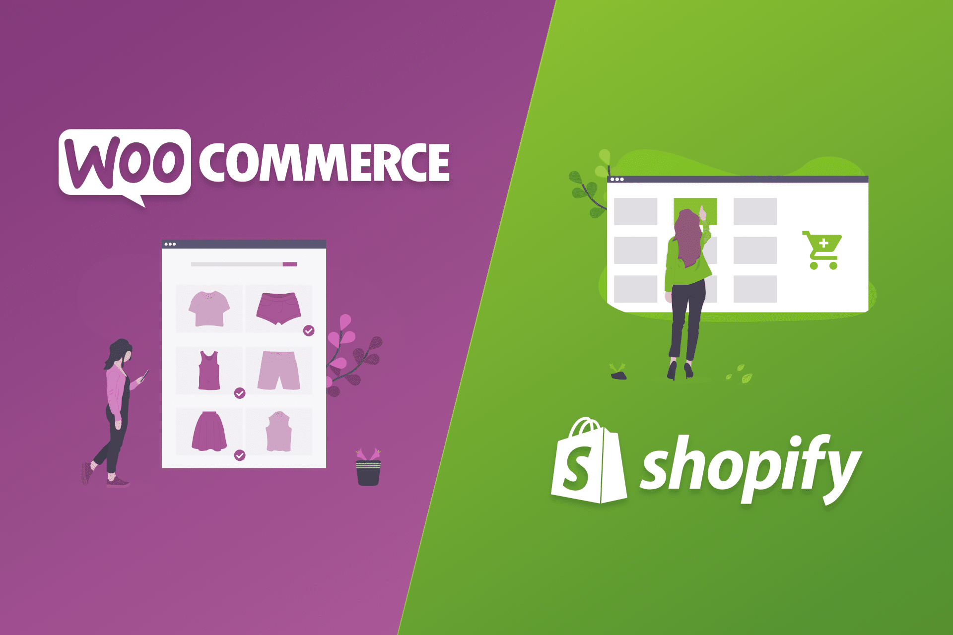 Shopify vs WooCommerce: Which Is Best for You?