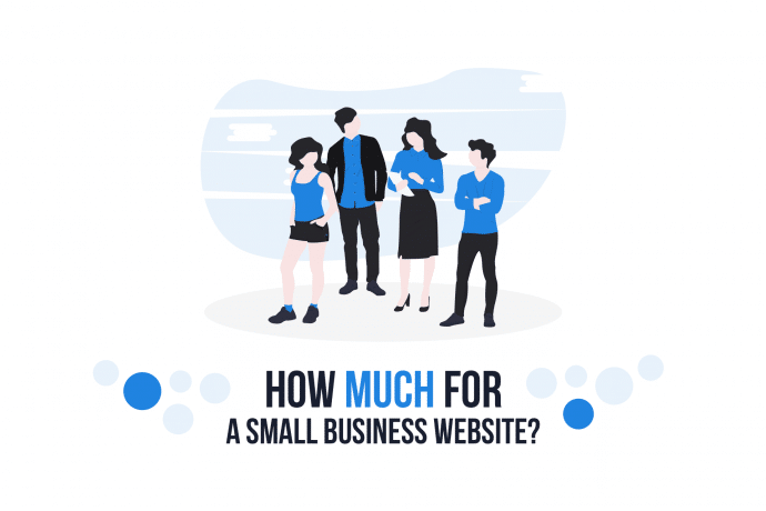 How Much Does it Cost to Build a Website for a Small Business?