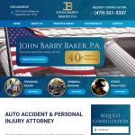 John Barry Baker, P.A. Website