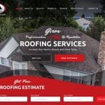 Giron Roofing Services Website