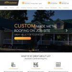 Jackson Contracting Inc. Website