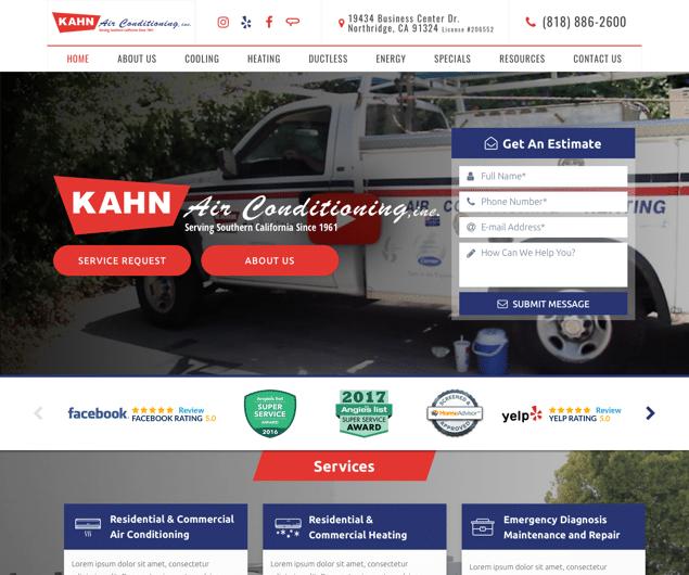 Kahn Air Conditioning