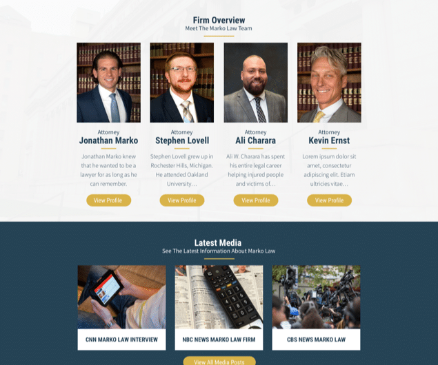 Ernst Marko Law: Law Firm Detroit