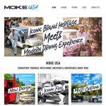 Moke USA Website
