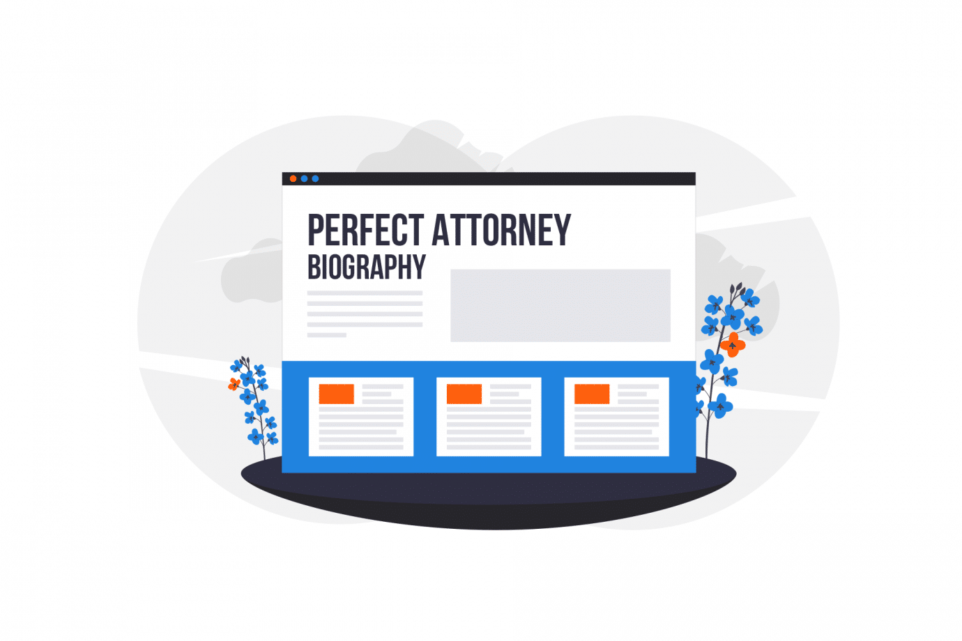 How to Create the Perfect Attorney Bio for Your Website