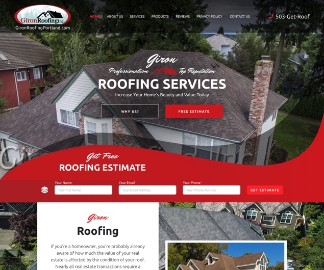 Giron Roofing Services