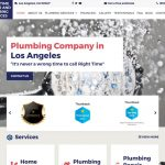 Right Time Rooter And Plumbing Service Website