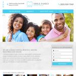 Smile Family Dental Group Website