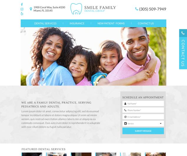 Smile Family Dental Group