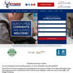 Staggs Plumbing Dallas Website