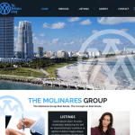 The Molinares Group Website