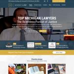 Ernst Marko Law: Law Firm Detroit Website