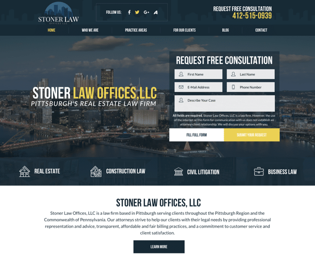 Stoner Law Offices, LLC