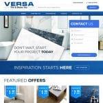 Versa Tile & Stone Inc  Website