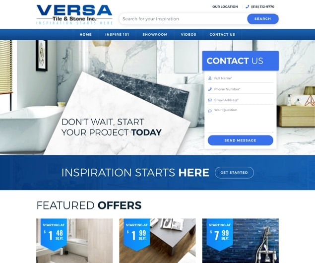 Versa Tile & Stone Inc