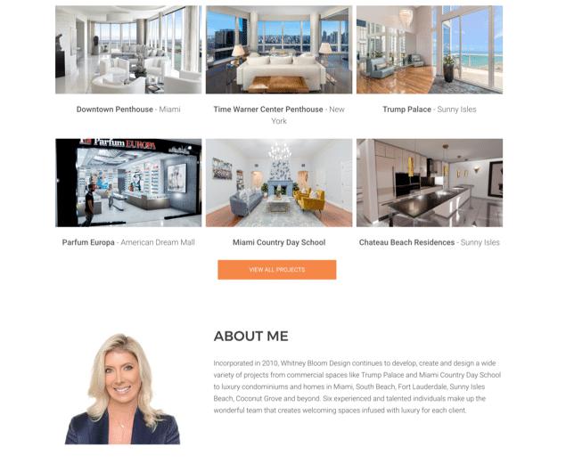 Whitney Bloom Design - Luxury Interior Home Designer