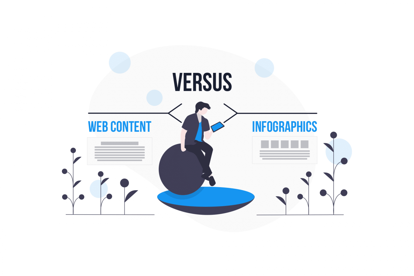 Infographics VS. Content: What is more Effective for Lawyer Websites in 2019?