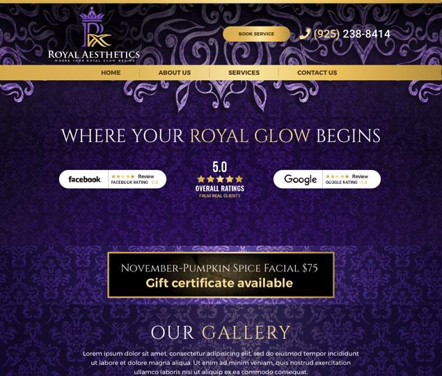 Skin Royalty