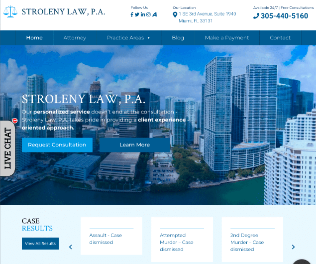 Stroleny Law, P.A.