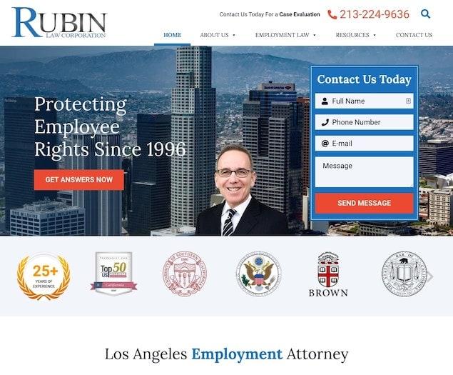 The Rubin Law Corporation
