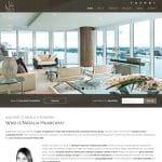 Natalia H Interiors Website